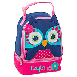Stephen Joseph® Lunch Pals Owl Lunch Box