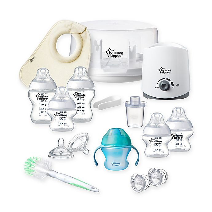 Alternate image 1 for Tommee Tippee® Closer to Nature Starter Set
