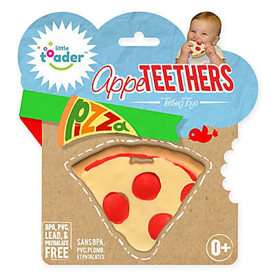 Little Toader™ AppeTEETHERS™ Pizza™