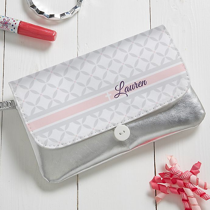 Alternate image 1 for Personalized Blessings Wristlet