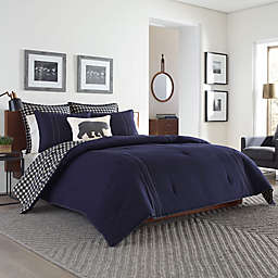 Eddie Bauer® Kingston Reversible Duvet Set