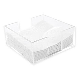 Thirstystone® Cocktail Napkin Holder in Clear