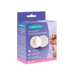 Lansinoh® Soothies® Gel Nursing Pads (Set of 2)