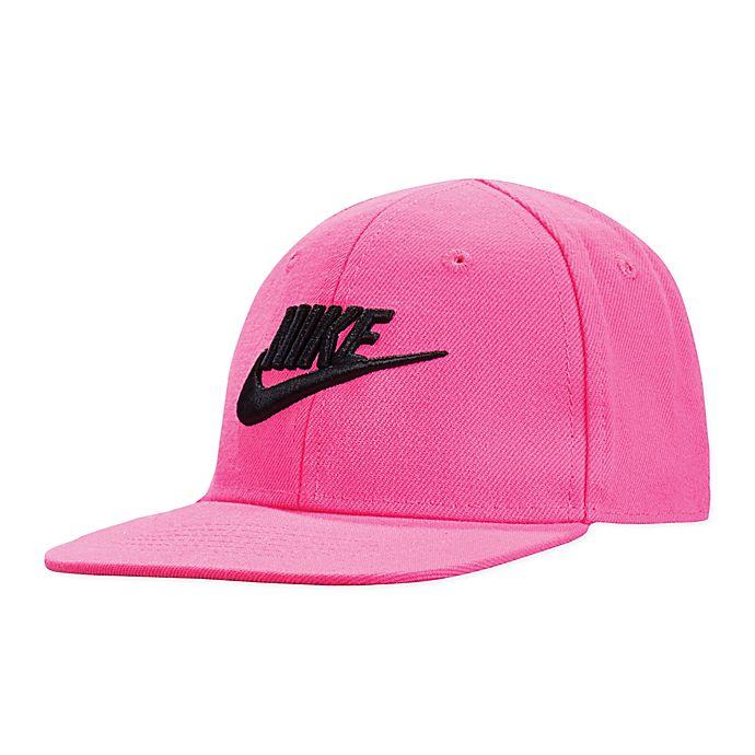 91c7572b4 Nike® Toddler Logo Snap Back Hat in Pink | buybuy BABY