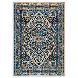 Safavieh Brentwood Canyon Rug in Navy
