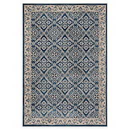 Safavieh Brentwood Oakland Rug in Navy