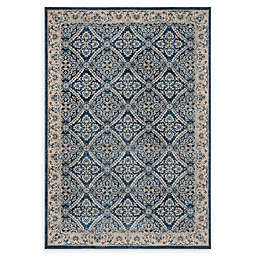Safavieh Brentwood Oakland 9' x 12' Area Rug in Navy