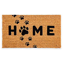 "Evergreen™ Paw Home 16"" x 28"" Coir Door Mat Insert"