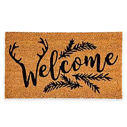 Evergreen™ Welcome Antler 16\