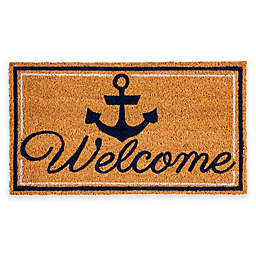 Evergreen™ Welcome Anchor 16\