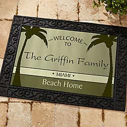 We're Retired 18-Inch x 27-Inch Doormat