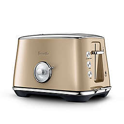 Breville® the Toast Select Luxe™ 2-Slice Toaster in Champagne