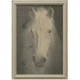 Bee & Willow™ Home Farmhouse Horse 27-Inch x 39-Inch Wood Wall Art