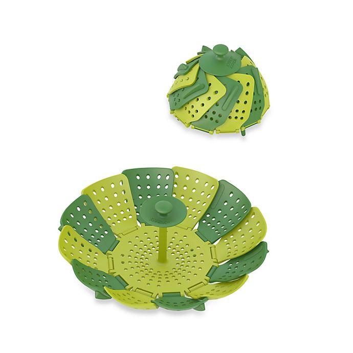 Alternate image 1 for Joseph Joseph® Lotus™ Non-Scratch Folding Steamer Basket