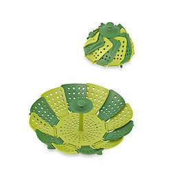 Joseph Joseph® Lotus™ Non-Scratch Folding Steamer Basket
