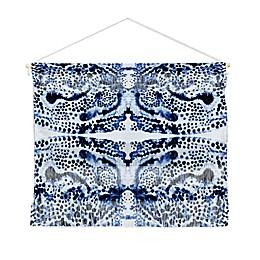 Deny Designs Elisabeth Fredriksson Symmetric Dream Blue Landscape Wall Hanging