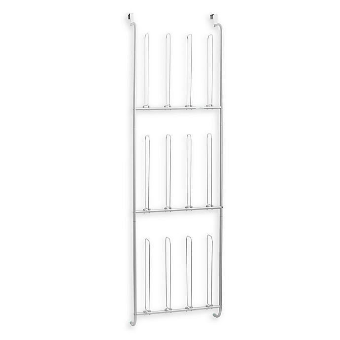 Alternate image 1 for Real Simple® Over-The-Door Boot Rack Organizer