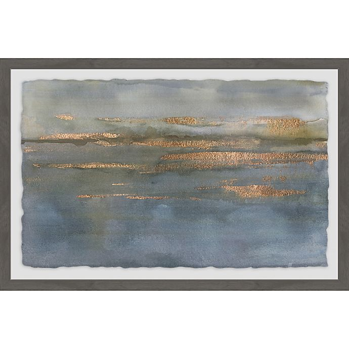 Alternate image 1 for Marmont Hill Copper Emulsion IV 36-Inch x 24-Inch Framed Wall Art
