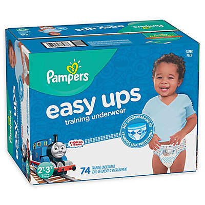 Pampers® Easy Ups Boy's 74-Count 2T to 3T Training Underwear