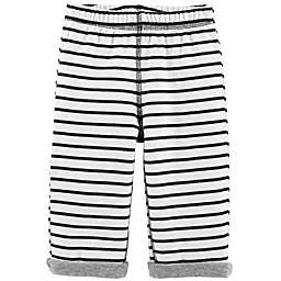 carter's® Reversible Striped Pant in Black/White