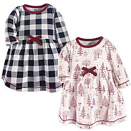Touched by Nature® 2-Pack Winter Woodland Dresses in Red