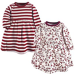 Touched by Nature® 2-Pack Berry Branch Dresses in Red