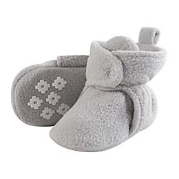 Little Treasures Fleece-Lined Scotties in Light Grey