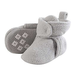 Little Treasures Size 6-12M Fleece-Lined Scotties in Light Grey