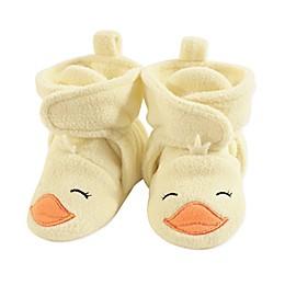 Hudson Baby® Duck Fleece Scooties in Yellow