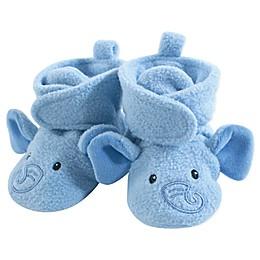 Hudson Baby® Elephant Fleece Scooties in Blue