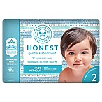 Honest 32-Pack Size 2 Diapers in Tribal Pattern