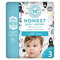 The Honest Company® Space Traveling Size 3 27-Count Disposable Diapers