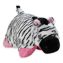 Pillow Pets® Signature Large Zippity Zebra Pillow Pet