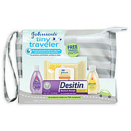 Johnson's® Tiny Traveler® Baby Gift Set