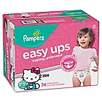 Pampers® Easy Ups Size 2-3T 23-Count Girl's Training Underwear