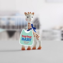 Baby Bib Gift Card Charm