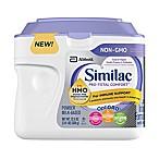 <ul><li>Similac® Pro-Total Comfort™ 22.5 oz. Infant Formula Powder</li></ul>