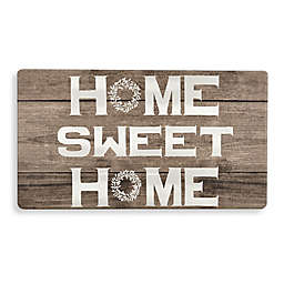 Bee Willow Home Sweet Kitchen Mat