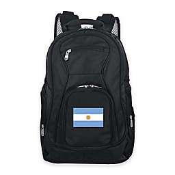 Mojo Argentina 19-Inch Premium Laptop Backpack in Black