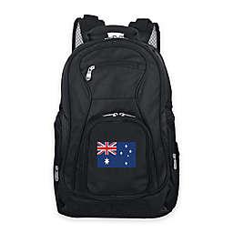 Mojo Australia 19-Inch Premium Laptop Backpack in Black