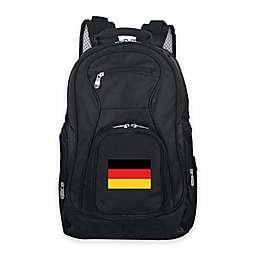 Mojo Germany 19-Inch Premium Laptop Backpack in Black
