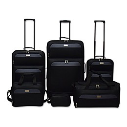 Lucida 6-Piece Luggage Set Closeout