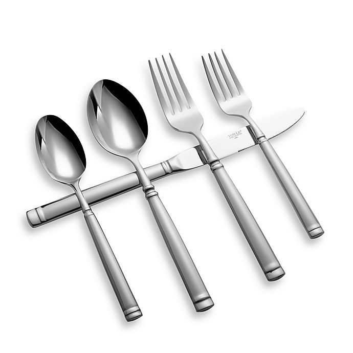 Alternate image 1 for Towle® Stephanie 20-Piece Flatware Set