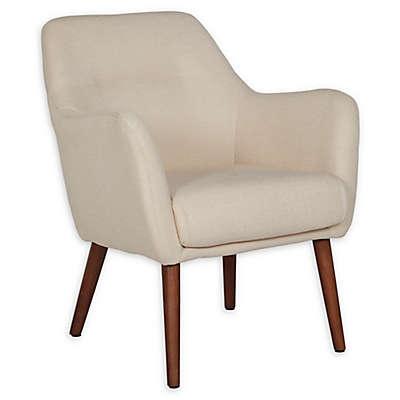 Handy Living® Wood Upholstered Johnstown Chair