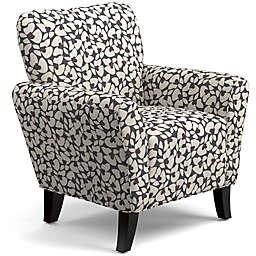Handy Living® Upholstered Sean Chair