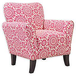 Handy Living® Wood Upholstered Sean Chair