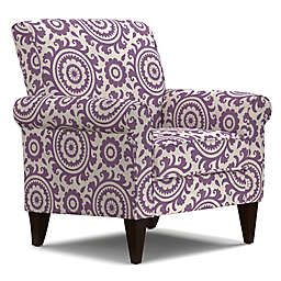 Handy Living® Wood Upholstered Janet Chair