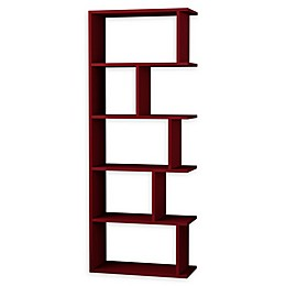 Bayside Wooden Bookcase