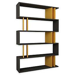 Berwyn Wooden Bookcase