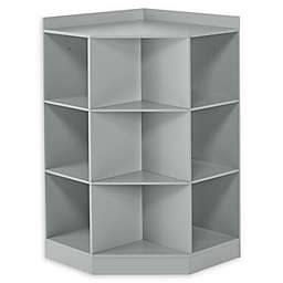 RiverRidge Home 3-Tier Corner Cabinet for Kids